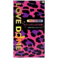 日本岡本LOVE DOME PANTHER 安全套十二片裝