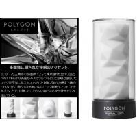 日本TENGA.3D New Concept Hole 立體紋路非貫通自慰套Polygon(不規則多面體)