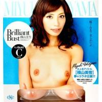 日本EXE-S級女優極品仿真C乳房-橫山美雪