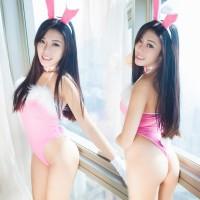 兔子服裝兔女郎ds領舞演出服舞臺裝制服