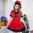 聖誕服演出表演服小紅帽萬聖節服裝