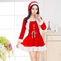 耶誕節演出服成人男女聖誕服裝萬聖表演服裝耶誕節服