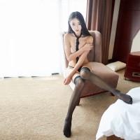 情趣連體絲襪性掛脖連身蕾絲制服