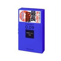 日本相模009天然 延時安全套 10 個裝