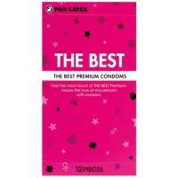 日本不二The Best Premium Condoms 優質安全套12片