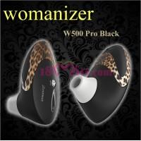 德國Womanizer Pro500 玩美女人 吸吮愉悅器(豹美人)