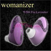 德國Womanizer Pro 玩美女人 吸吮愉悅器 - 薰衣草